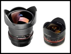 Samyang Fisheye Lenses
